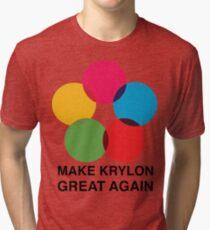 Make Krylon Great Again - Balls Tri-blend T-Shirt