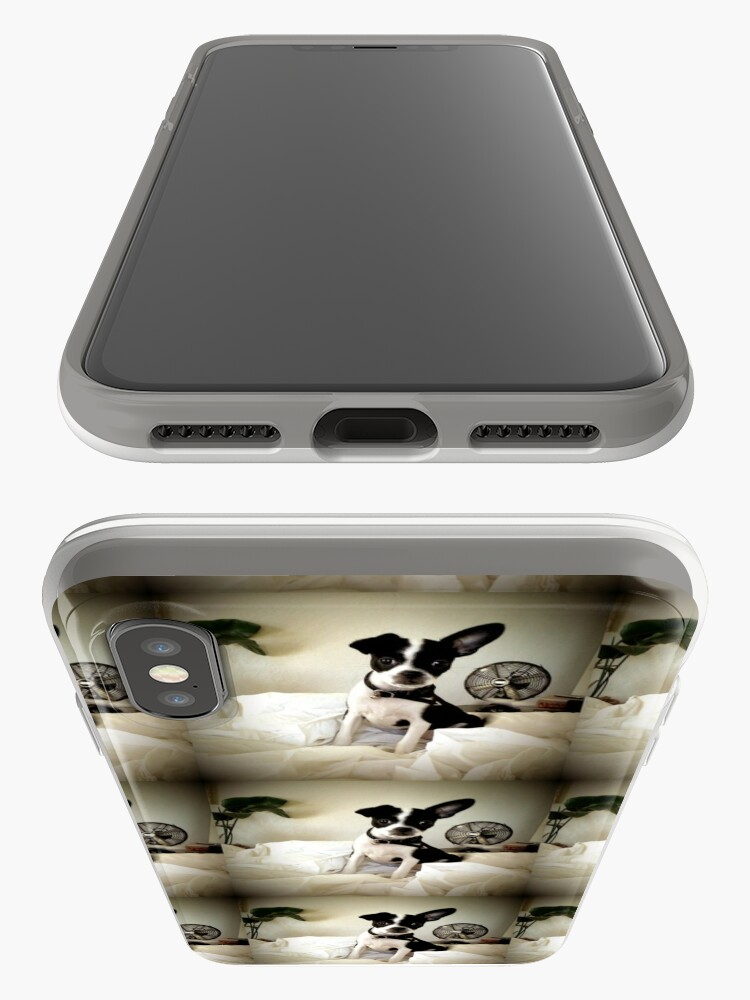 Alternate view of Keep an Ear To the Wind iPhone Cases & Covers