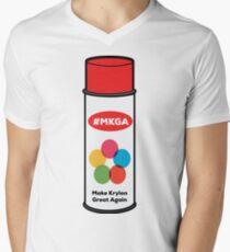 Make Krylon Great Again - Can Men's V-Neck T-Shirt