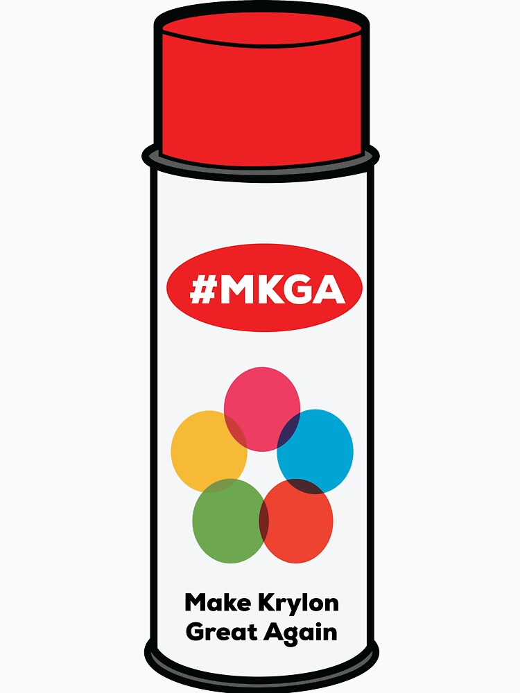 Make Krylon Great Again - Can by VCOBA