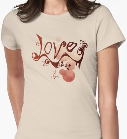 it's all about love T-Shirt