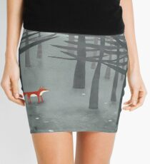 The Fox and the Forest Mini Skirt