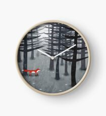 The Fox and the Forest Clock