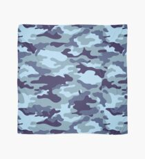 Water Sea Camouflage Scarf