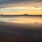 Sandwood Bay Sunset by derekbeattie