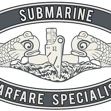 Submarine Warfare Specialist by jcmeyer