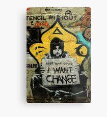 Street Art: global edition # 94 Metal Print