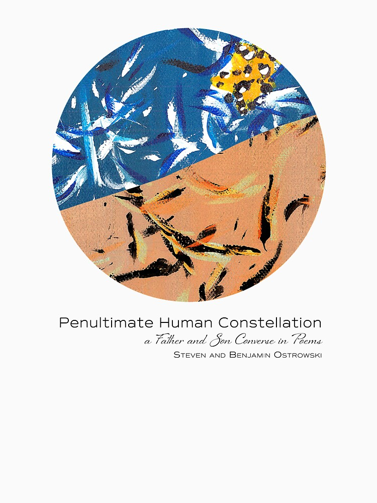 Penultimate Human Constellation - Cover Art by TolsunBooks