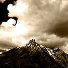 Sepia Mountain by Angela E.L. Clements