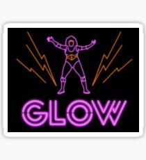 GLOW Sticker
