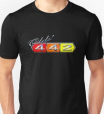 Olds' 442 Chrome Unisex T-Shirt