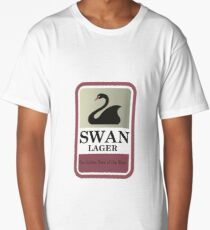Swan Lager - Made In WA Long T-Shirt