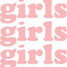 Mädchen Mädchen Mädchen von coachella