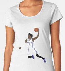 De'Aaron Fox Dunk Women's Premium T-Shirt
