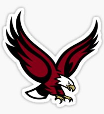 Boston College Eagle Sticker