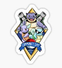 July Community Day Sticker Sticker