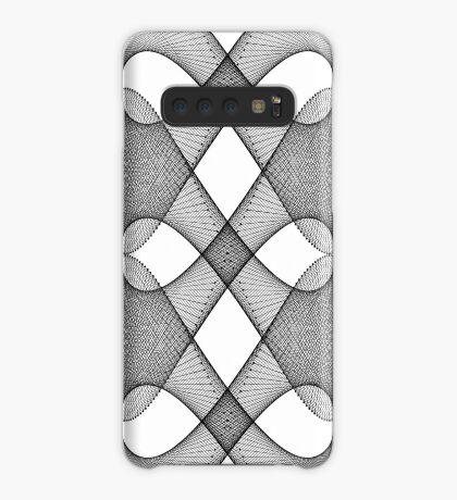 Lissajous XXIX Case/Skin for Samsung Galaxy