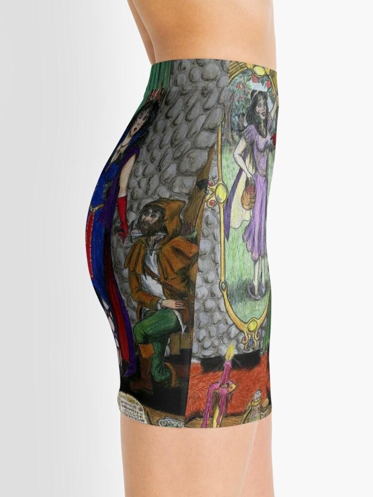 Alternate view of Heart's Desire Mini Skirt