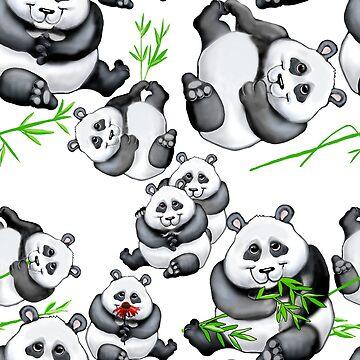 Pandas by bhymer