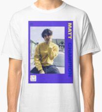 MATT CHAMPION CARD Classic T-Shirt