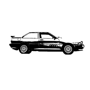 Audi Quattro Ur (plain) by Holneub