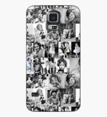 Shirley Temple Collage Case/Skin for Samsung Galaxy