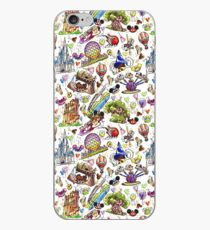 Park Rides iPhone Case