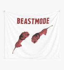 Beast Mode Wall Tapestries | Redbubble