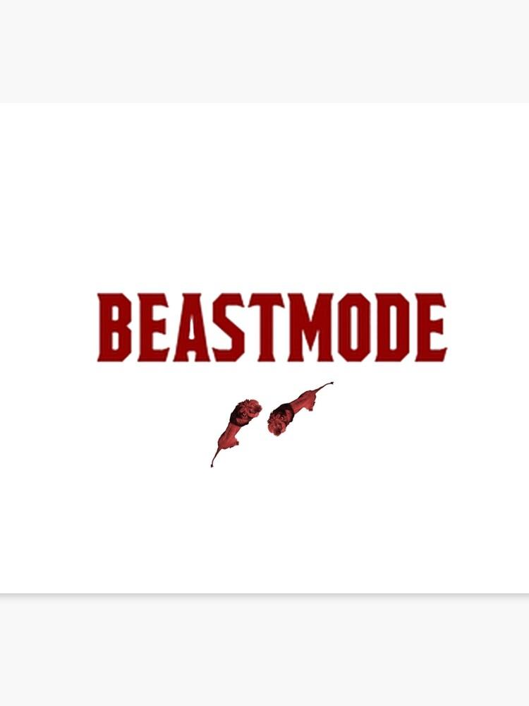 Future Beastmode 2 mixtape | Canvas Print