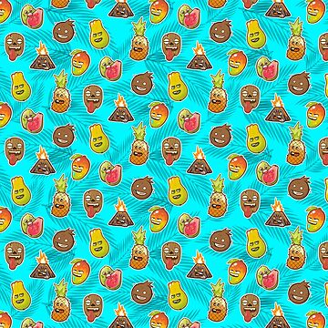 Tropical Friends Pattern by msharris22