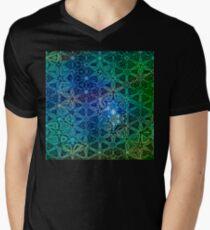 Vernal Metamorphosis 8 Men's V-Neck T-Shirt