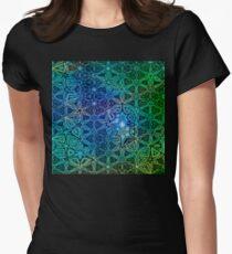 Vernal Metamorphosis 8 Women's Fitted T-Shirt