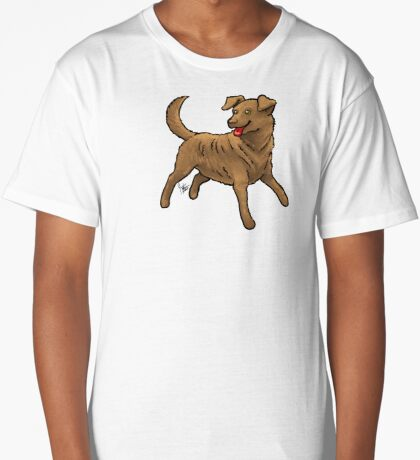 Chesapeake Bay Retriever Long T-Shirt
