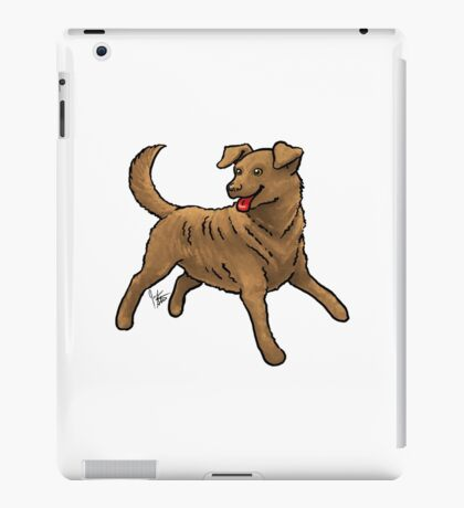 Chesapeake Bay Retriever iPad Case/Skin