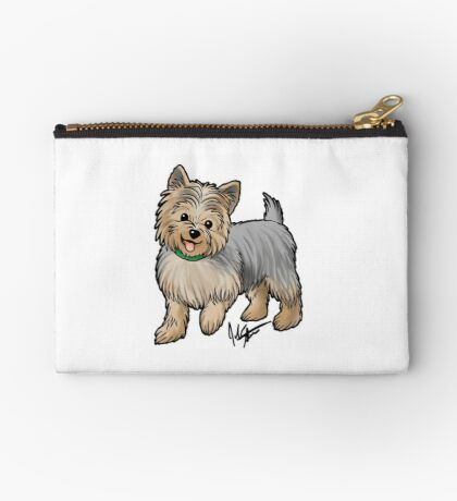 Yorkshire Terrier Studio Pouch