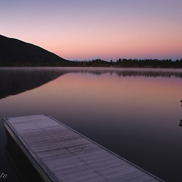 Frosty Dock by Kirstyshots
