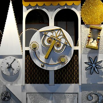 Small World Clock by APOFphotography