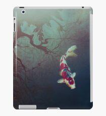 Teich der Reflexion iPad-Hülle & Klebefolie