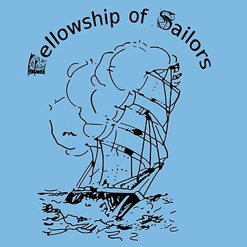 Fellowship of Sailors by fairmaiden7