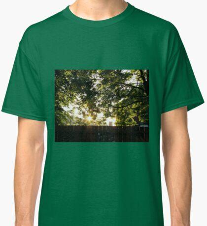 Sommer Sonnenaufgang Classic T-Shirt