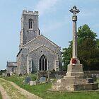 The parish church of Saint Peter and Saint Paul by Yampimon