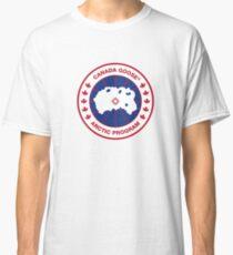 Camiseta clásica Prendas de abrigo Canadá ganso