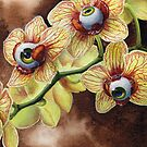 All Seeing Orchid by OddityGarden