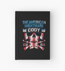 THE AMERICAN NIGHTMARE Hardcover Journal
