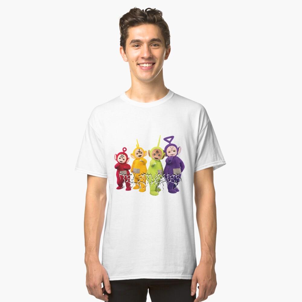 Teletubbies Classic T-Shirt Front