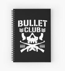 BULLET CLUB Spiral Notebook