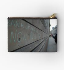 Bank of England Studio Pouch