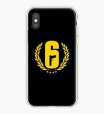 Rainbow 6 Siege iPhone Case