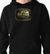 The Golden Signature By John Deere Pullover Hoodie