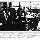 Family - 1898 Pontefract,Yorkshire by Trevor Kersley